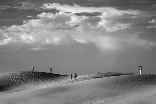 InSight 12x18 white sands