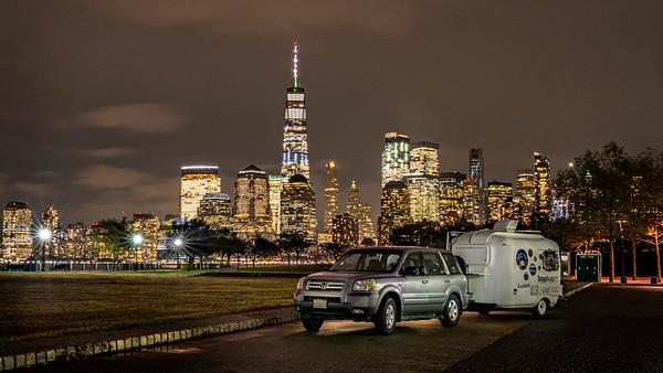 NYC LightPaint 16x9
