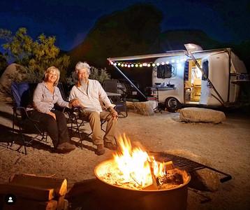 x- BT campfire joshuatree