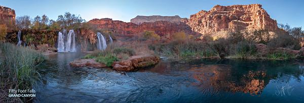 LittleNavajo pano grand canyon