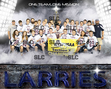 8X10 LACROSSE TEAM BANNER WIN