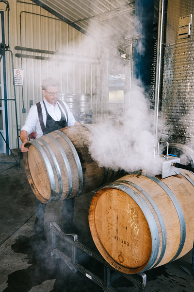 Silas Wines - Wine processing - 0011