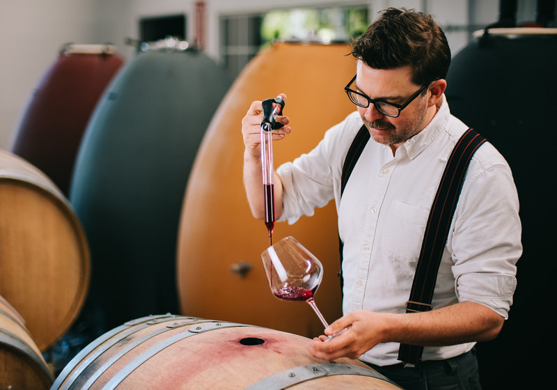 Silas Wines - Wine processing - 0017