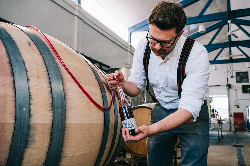 Silas Wines - Wine processing - 0023