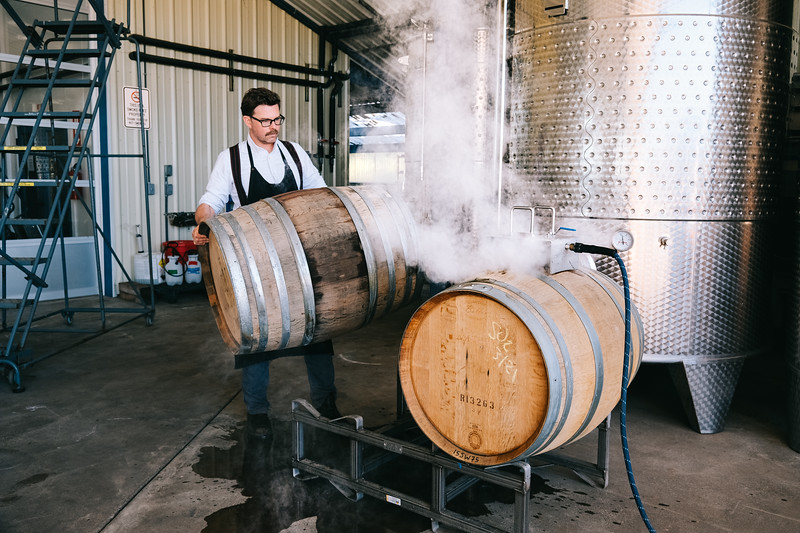 Silas Wines - Wine processing - 0012