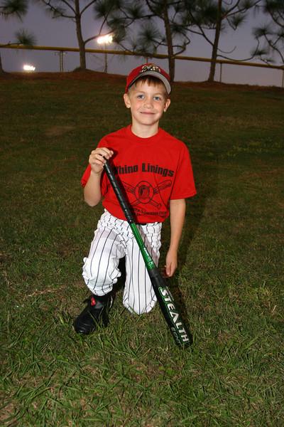 Rhino Linings Fall Baseball Team