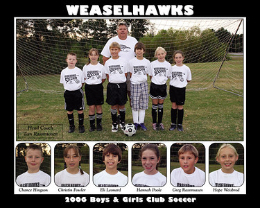 Weaselhawks Soccer