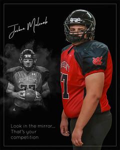 Josh Malcomb 8x10