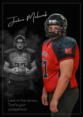 Josh Malcomb 5x7