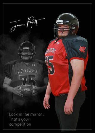 James Helmet 5x7