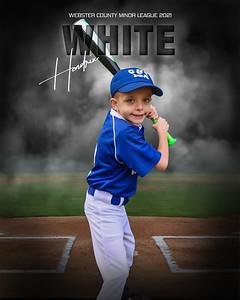 HENDRIX WHITE