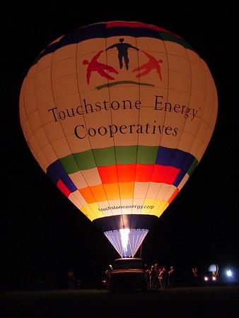 TE Balloon Festival Chipley, Florida