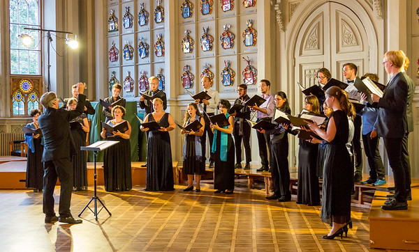 Tenso Europe Chamber Choir 2016 August