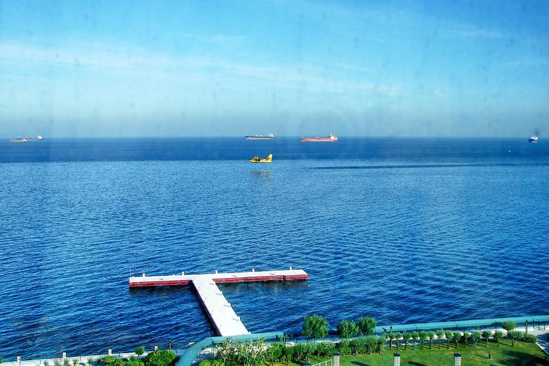 Turkish Fire Seaplane