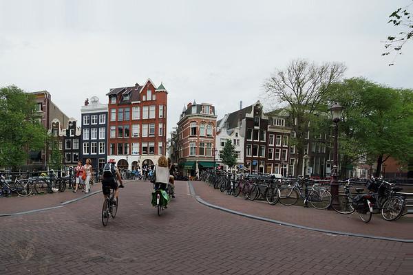 Amsterdam - Cyclists