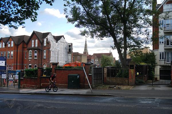 Wimbledon High School - Building Work