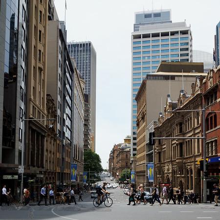 Sydney - Street Scene