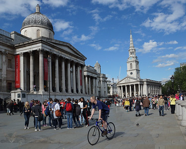National Gallery - St Martin in the Fields