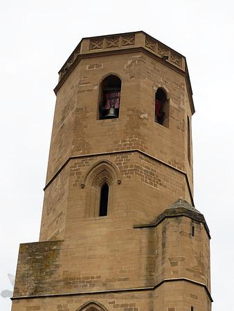 Catedral de Huesca Bell Tower