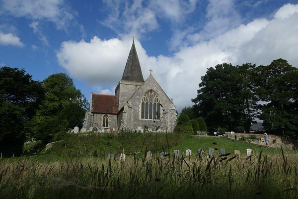 St Andrew's Church - Alfriston