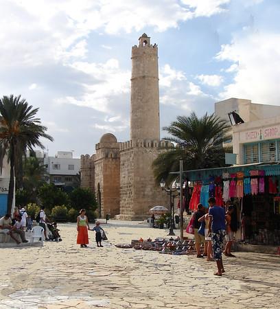 Sousse - Mosque - Tunisia