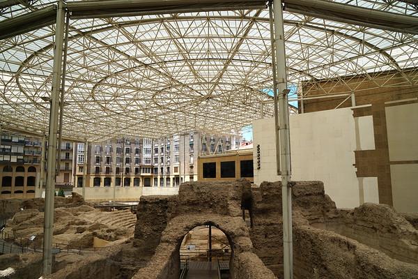 Roman Theatre of Zaragoza