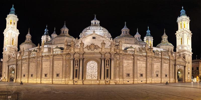 Basilica de Nuestra Senora de Pilar