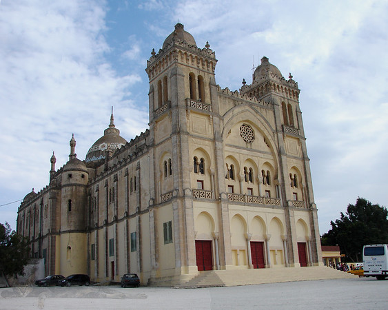 Saint Louis Cathedral - Carthage