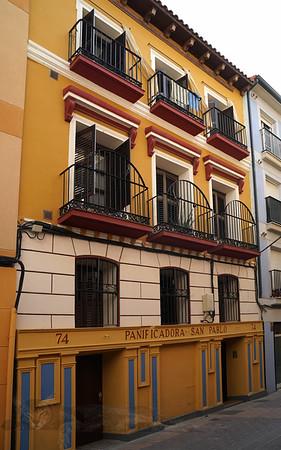 Antigua Panificadora San Pablo Zaragoza