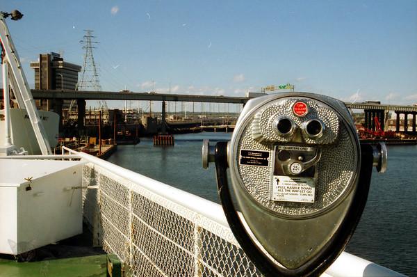 Bridgeport & Port Jefferson Ferry - Binoculars