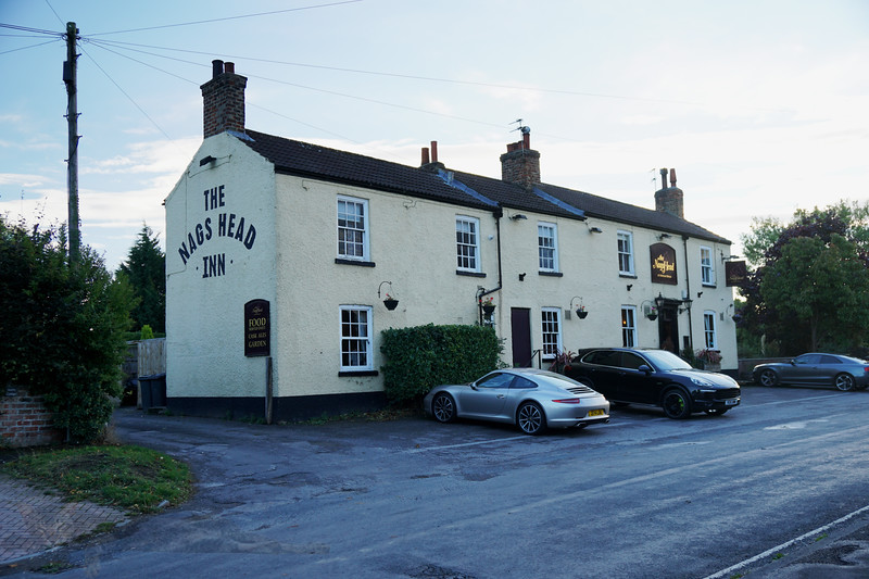 The Nag's Head Inn - Askham Bryan