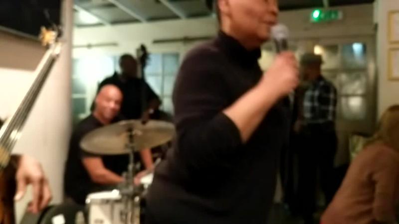 Jazz at The Effra Hall Tavern Brixton - Video