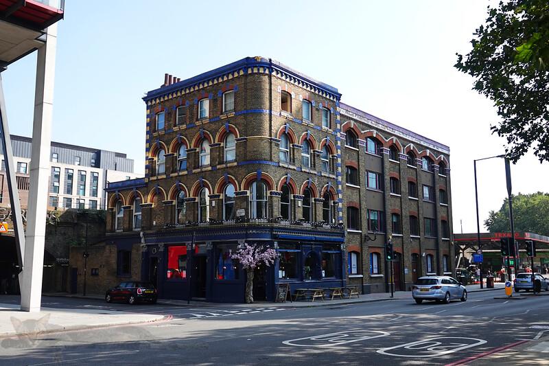 The Rose Public House - Vauxhall