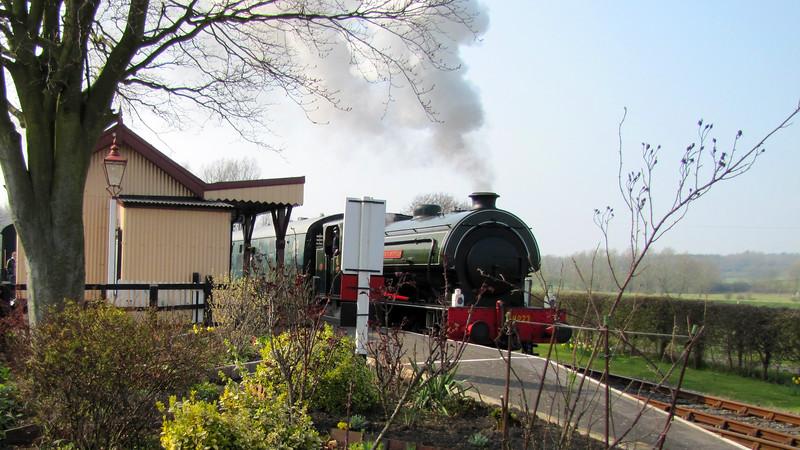 Kent & East Sussex Railway - Holman F. Stephens - Hunslet Austerity 0-6-0ST Class