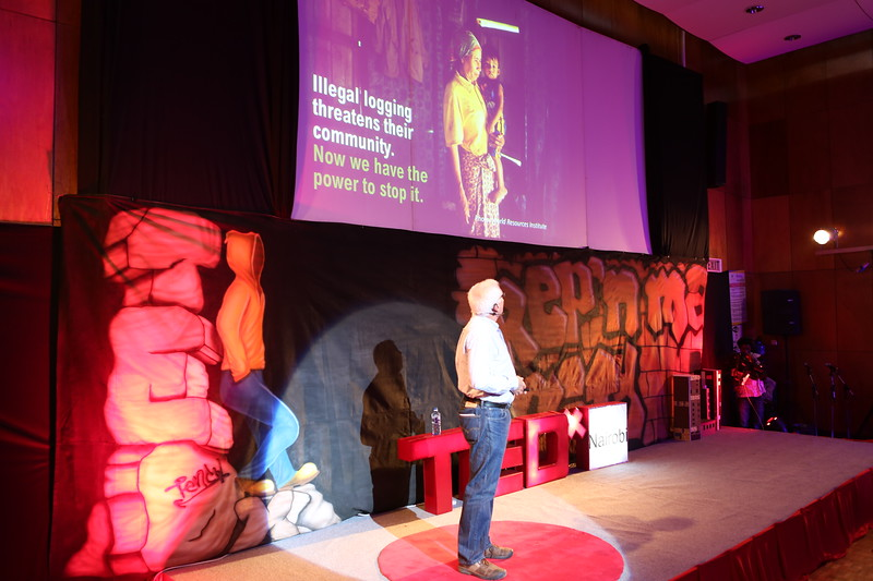 Peter Lee at TEDx Nairobi 2013