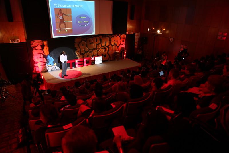 Raphael Obonyo at TEDx Nairobi 2013