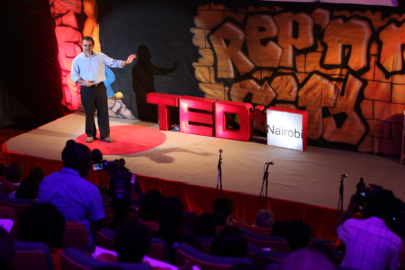 Virgilio Viana at TEDx Nairobi 2013