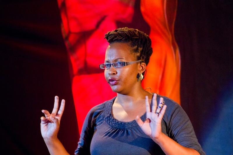 Njoki Ngumi at TEDx Nairobi 2013