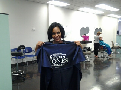 FOREVER JONES | SALON OUTREACH
