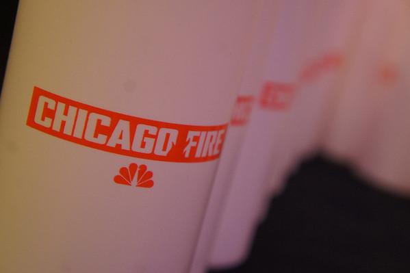 CHICAGO FIRE | Houston - 10/4/12
