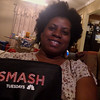 SHOWING OFF THE SMASH TOTE BAG
