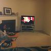 Mocha Moms Greensboro watching Smash Premier and eating!