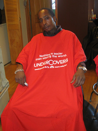 NBC | UnderCovers Salon Outreach