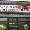 Max & Co Hair Design<br />      1453 e. Hyde Park blvd<br />      773-288-1980