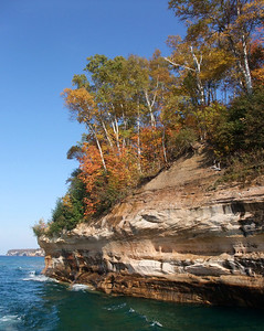 PicturedRocks-Lake Superior