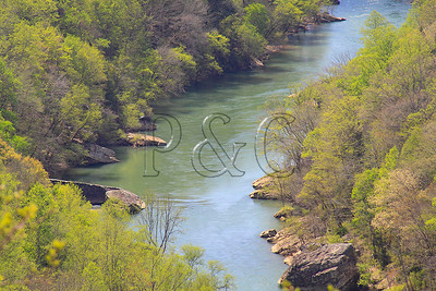 TENNESSEE - BIG SOUTH FORK, INCLUDES KY SECTION