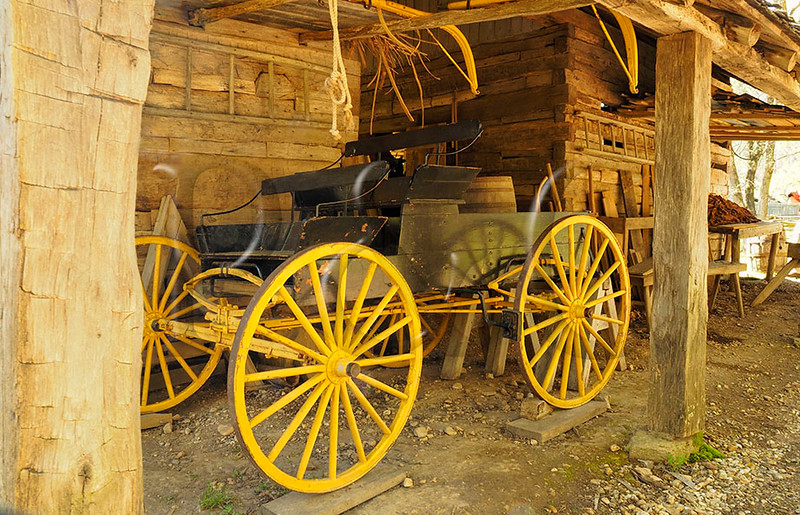TN DOVER LAND BETWEEN THE LAKES NRA HOMEPLACE TOOL BARN APRAF_4150510bMMW
