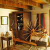 TN DOVER LAND BETWEEN THE LAKES NRA HOMEPLACE DOUBLE PEN HOUSE SPINNING WHEEL APRAF_4150650MMW