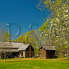 TN DOVER LAND BETWEEN THE LAKES NRA HOMEPLACE DOUBLE PEN HOUSE SMOKE HOUSE APRAF_4150149bMMW