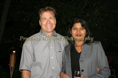 Dick Schuller & Taskeen Naimat